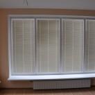 Horizontālās alumīnija žalūzijas - paveikto darbu foto galerija